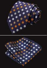 Fashion 7.5cm Ties for Man 100% Silk Tie Luxury Striped Plaid  Business Neck Men Suit Cravat Wedding Party Neckties