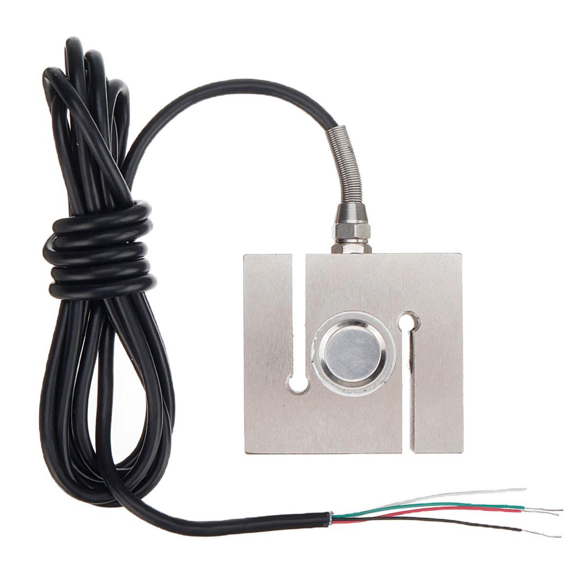 3000 kg escala stype corpo sensor de pressão medidor de célula de carga sensor de escala elétrica metal sensor de peso medição ferramentas - 6