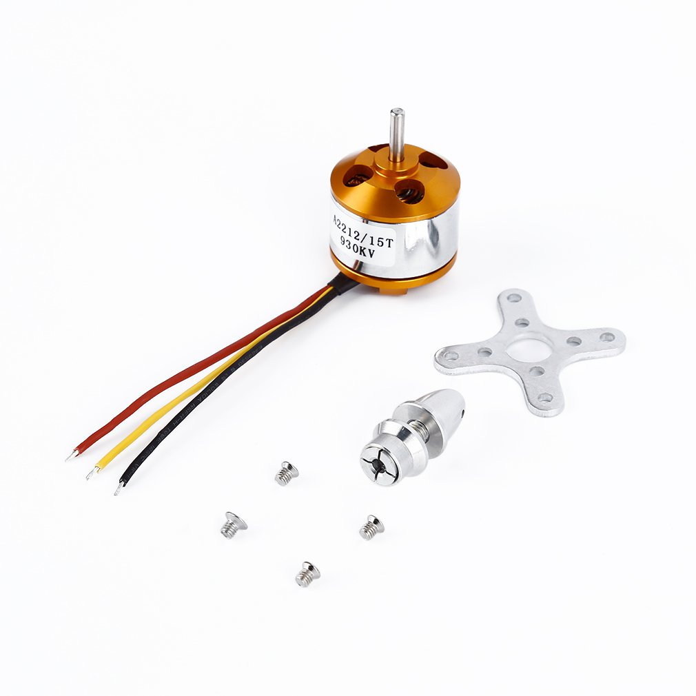 High Effective A2212 KV2200 Brushless Motor For RC Multirotor Aircraft Model Airplane Accessories Best Replacement Parts image