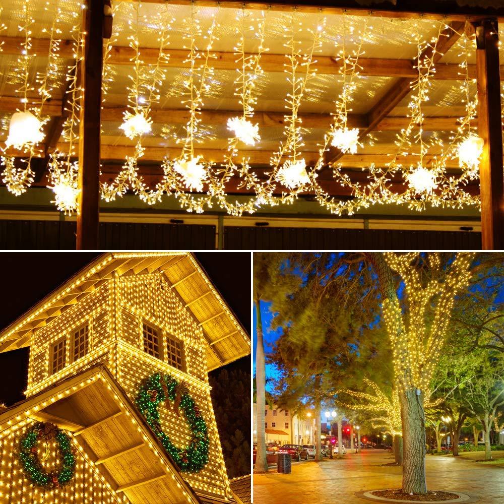 String Lights Christmas/Wedding/Party Decoration Lights Garland AC 110V/220V Outdoor Waterproof Led Lamp Led Chrismas Lights