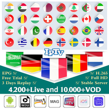 IPTV France Arabic Spain Italy Sweden Germany IP TV Sweden IPTV Android M3U IPTV Greece Netherlands Portugal Turkey Poland IPTV anewkodi mag250 linux system iptv set top box with usb wifi spain portugal turkish netherlands sweden french mag250 iptv account