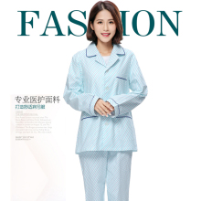 Pure cotton gown for hospital patients, separate patients and pyjamas for nursing care