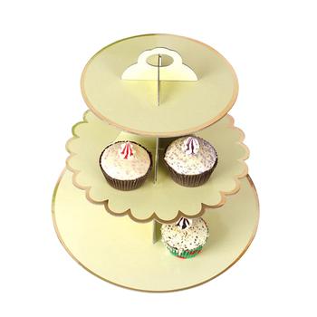 3-Tier okrągły karton stojak na babeczki ciasto taca do serwowania na przyjęcie deser wieża ciasto dekorowanie dostawcy tanie i dobre opinie CN (pochodzenie) Z tworzywa sztucznego Ślub i Zaręczyny Na Dzień Dziecka Na Chiński Nowy Rok CHRISTMAS Walentynki Wąsy