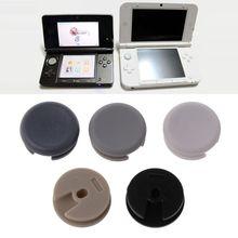 وحدة تحكم تناظرية بلاستيكية ثلاثية الأبعاد ، 5 قطعة/المجموعة لكل مجموعة ، عصا تحكم ثلاثية الأبعاد ، زر غطاء لـ 3DS 3DSLL 3DS XL ، جديد ، 2021