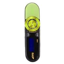 цена на 8GB USB Disk Pen Drive USB LCD MP3 Player Recorder FM Radio mini SD / TF, Pink