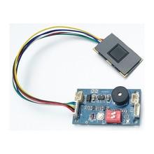 K200 指紋制御ボード + R302 指紋モジュールセンサースキャナ