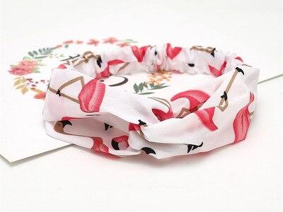 Женская замшевая повязка на голову на лето и осень, Винтажные эластичные резинки для волос с перекрестным узлом, мягкая однотонная повязка для волос для девочек, аксессуары для волос - Цвет: B34