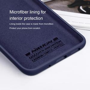 Image 5 - NILLKIN Flex pur étui pour samsung Galaxy S20/S20 Plus/S20 Ultra couverture Silicone liquide lisse protection arrière coques de téléphone
