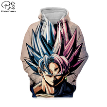PLstar Cosmos super Dragon ball Tracksuit 3D Printed Hoodie/Sweatshirt/Jacket/shirts Mens Womens hip hop Cartoon casual style-3
