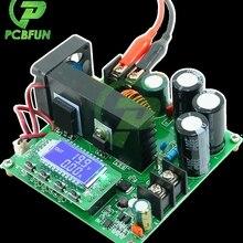 BST900W 900 Вт DC-DC Boost, преобразователь с ЖК-дисплеем, Повышающий Модуль питания от 8-60 в до 10-120 В, модуль трансформатора напряжения, регулятор