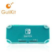 Прозрачный чехол gulikit ns16 для nintendo switch lite мягкий
