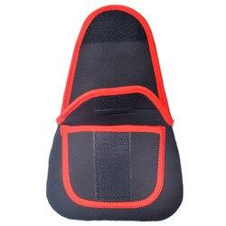 Shinoya torba z kołowrotkiem wędkarskim futerał ochronny elektryczny torba na koła kropla wody przędzenia koła koło bębna torba kołowrotek torby do przechowywania B|Reflektory|   -