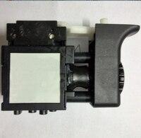 Электрический сверлильный регулятор скорости Swicth электронный бесконечно Регулируемый-скорость для Hitachi D10VC2 10 мм аксессуары для электричес...