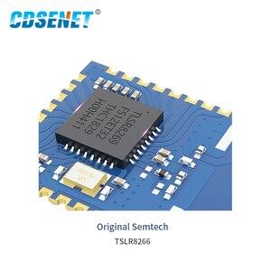 Image 4 - E104 BT10N düğüm modülü TLSR8269 kablosuz alıcı verici SMD GFSK SoC Ble 4.2 Sigmesh şeffaf transmisyon örgü ağı