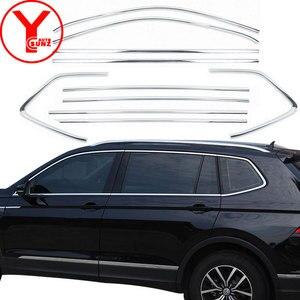 For Volkswagen Tiguan L 2017 2