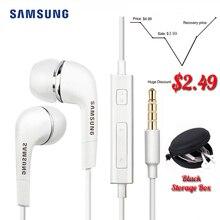 Samsung EHS64 Auricolare In Ear Wired 3.5 millimetri Altoparlante Auricolare per Xiaomi Huawei Android di Sostegno con Microfono Gaming Headset
