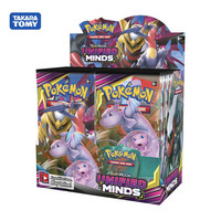 360pcs Pokemon cards All series TCG: Sun & Moon Series Evolutions Booster Box Collectible Trading Card Pokemon  5