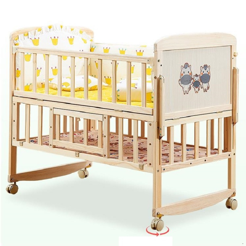 Cama Infantil Kinderbed For Child Girl Bedroom Children's Lozeczko Dzieciece Wooden Kid Chambre Lit Enfant Children Bed