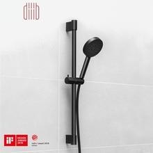 Новинка Diiib черная ручная насадка для душа и наборы отверстий 3 режима распыления Регулировка 53 отверстия для распыления насадка для душа