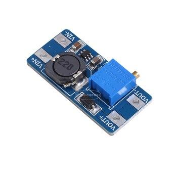 pure sine wave inverter driving small boost sg3525 driver board lm358 driver board boost boost DC-DC Boost Module 2A Inverter Board Wide Voltage Input 2/24V L 5/9/12/28V Adjustable Mt3608