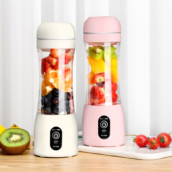 цена на Blender Portable Juicer Multi-Function Automatic Household Fruit Small Rechargeable Mini Electric Fried Juice Cup juicers