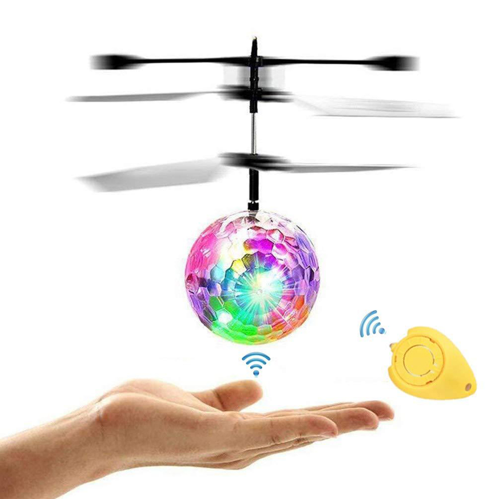 1pcs Kids Toys Induction Aircraft Water Droplet Shape Remote Control Switch For Helicopter Children's Toys Accessories