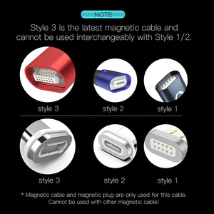 Image 5 - PZOZ 5A Magnetische Kabel Micro usb Typ C Super Schnelle Lade Microusb Typ C Magnet Ladegerät usb c Für iphone 11 huawei usb kabel
