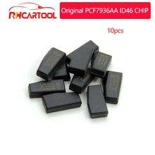 Programmeur de clé 1/2/5/10 pièces/lot, puce de transpondeur de clé de voiture pcf7936AA, PCF7936AS, PCF7936,PCF 7936 (puce de transpondeur id46)