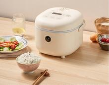 цена на Bear small household Rice Cooker 2L Mini Smart Appointment Timer Multi-function Spherical Thick Kettle Liner DFB-B20A1 soup 220V