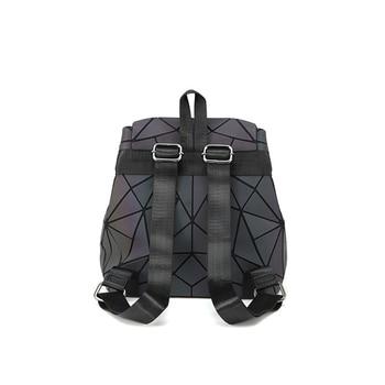 Backpack Women Holographic Sequin Female Backpacks for Teenage Girls  1