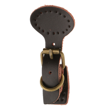 Sew on Leather Magnetic Snap Buckle Replacement Bag Fastener Making DIY 10x1.5cm