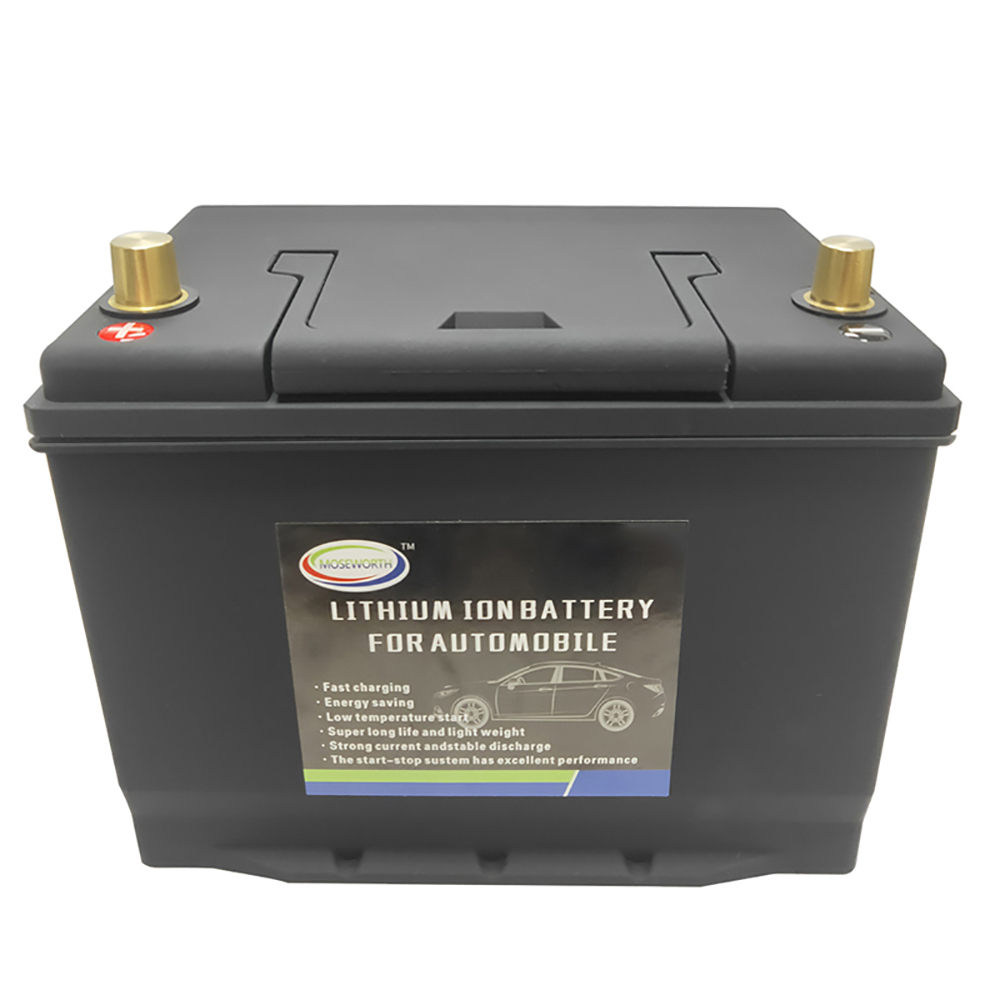 65AH 86-550 Lithium Phosphate ion LiFePO4 Battery 12V Auto Car Automobile Battery 1100CCA Size-238*172*170mm LiFePo4 Battery