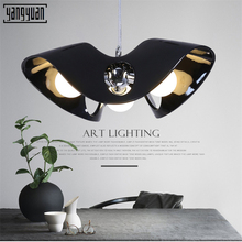 modern pendant light living room dining lights personality LED lamp christmas decorations for
