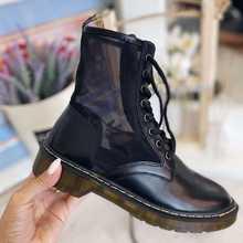 Женские ботинки timalina весна осень 2020 женские дышащие на
