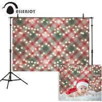 Allenjoy photophone hintergrund Weihnachten glitter bokeh halo gitter kinder hintergrund für fotografie photo baby schießen
