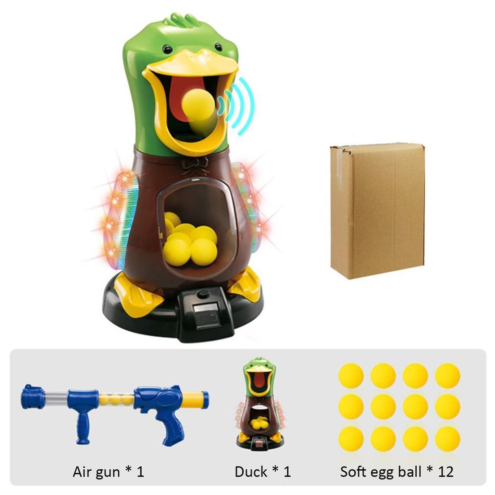 2019 NEW Hit Me Duck Shooting Toys Tool Children Eat Chicken 98K Soft Bullet Tool Children's Educational Toys