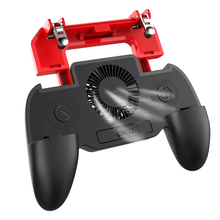IPEGA PG-9123 Gamepad with Cooling Fan for PUBG Mobile for iphone IOS Android Phone Gamepad Joystick Controller Smartphone handjoy x max mobile pubg controller gamepad wireless bluetooth 4 0 singe hand joystick for android ios smartphone