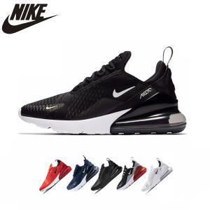 NIKE 270 Parent-Child-Shoes Outdoor-Sneakers Lightweight Sports Air-Max Kids Original
