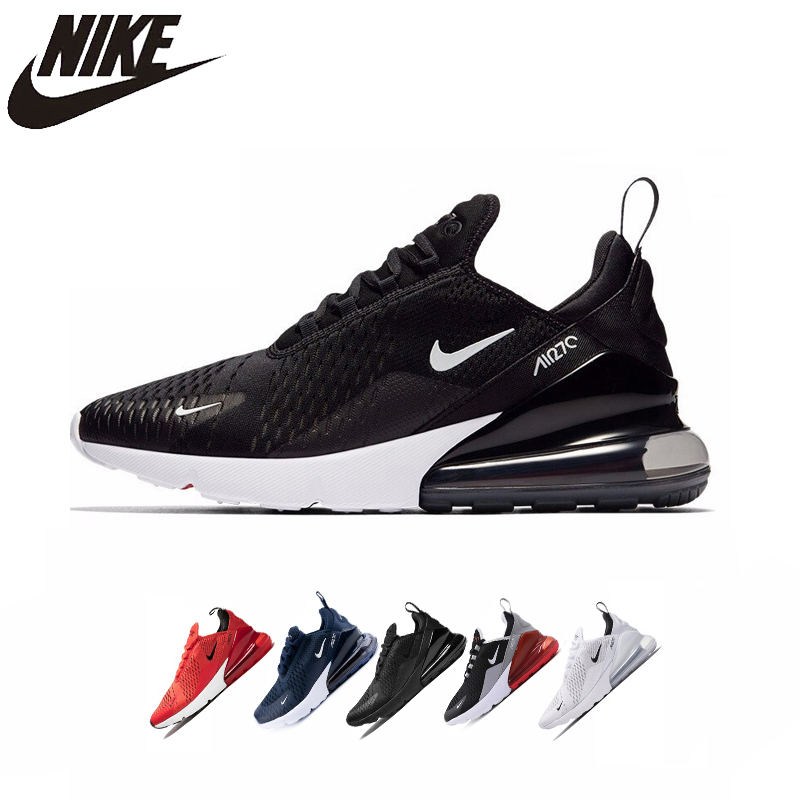 NIKE AIR MAX 270 Parent child Shoes Original Comfortable Men And Kids Running Shoes Lightweight Sports Outdoor Sneakers #943345|Sneakers| | - AliExpress