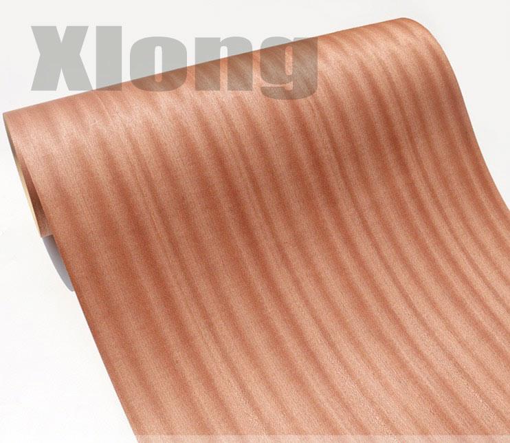Length:2.5Meters Width:55cm Shabili Kraft Paper Composite Wood Veneer
