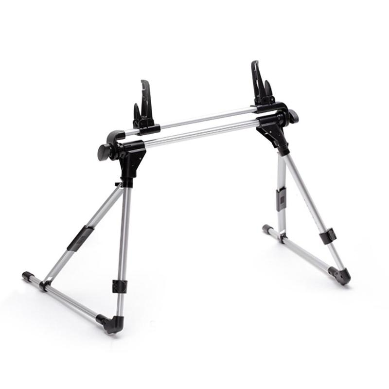 Phone Holder Mobile Phone Stand Adjustable Floor Bed Flat Rack Lazy Telescopic Live Computer Stand Shelf