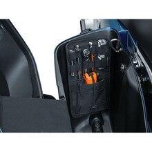 حقيبة تخزين صلبة سوداء لـ Harley HD Softail Dyna Touring Road King Street Electra Glide Ultra