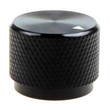 High Quality 100% Aluminum Potentiometer Knob Cap Volume Control Knob Aluminum Knob Audio Knob 20 X 15.5mm