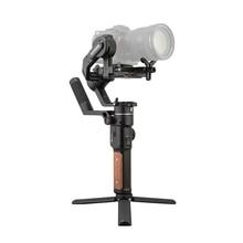 FeiyuTech AK2000S 3-осевой ручной шарнирный стабилизатор для камеры GoPro высокого кручения бесщеточный Vlog Gimbal+ АФК II бесщеточный мотор для цифровых зеркальных камер