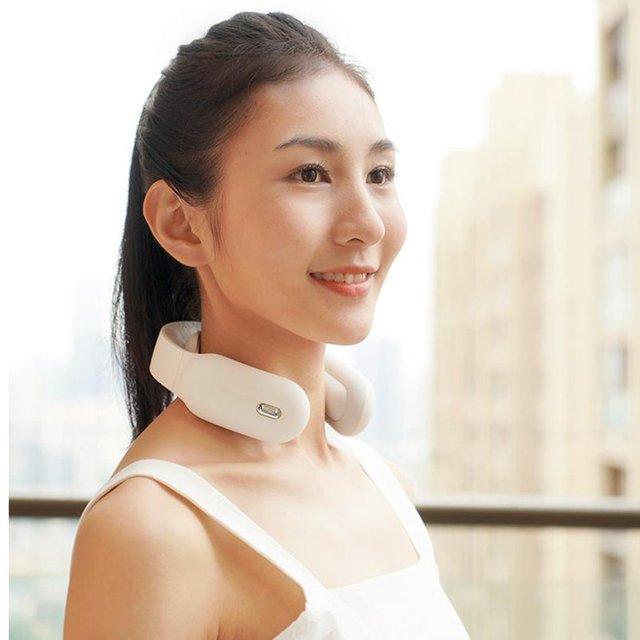 Smart Shoulder Neck Massager Wireless Cervical Massager Waist Neck Electric Massage Instrument Neck Instrument 4
