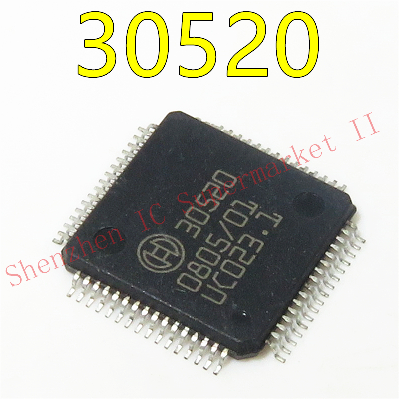 1PCS/LOT New Original 30520 QFP64