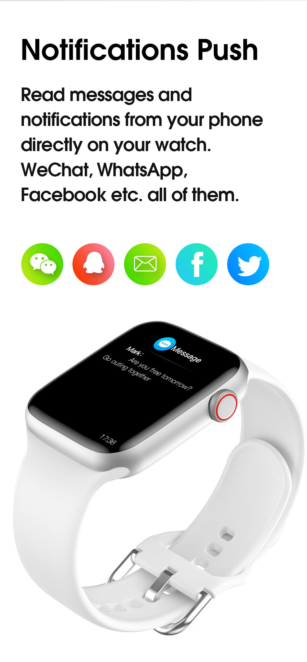 Hc8eb170b34f34897bd5516f79b3007e1t 2021 Original IWO W26 W46 Smart Watch Men/Women Heart Rate/Blood Pressure Monitor Clock Smartwatch For Android IOS PK HW22 HW16
