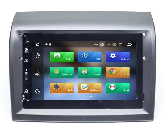 Автомобильный Android 10,0 без DVD GPS плеер для FIAT Ducato 2006-2017 CITROEN Jumper PEUGEOT Boxer Radio BT Mirror Link Map WIFI 4 Гб + 64 ГБ