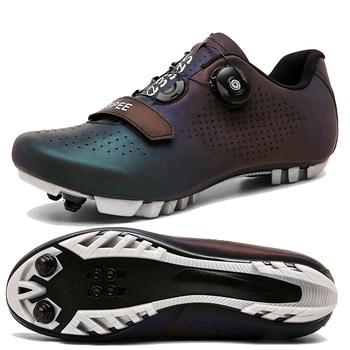 Specialized Winter Speed MTB Cycling Shoes Road Racing Bicycle Flat Sneakers Men Cleat Women Dirt Bike Spd Mountain Footwear 20