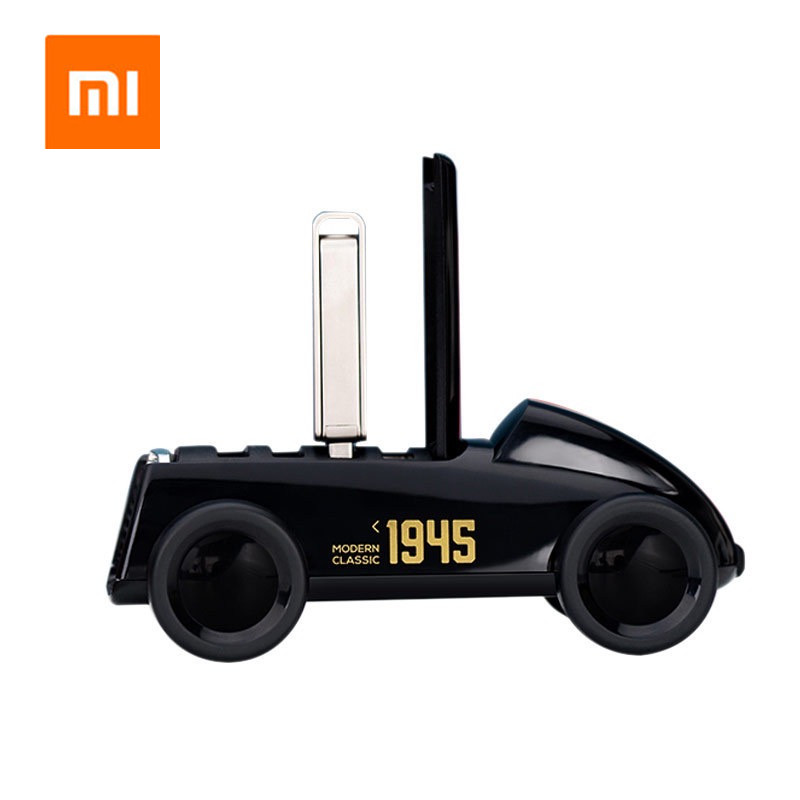 Original Xiaomi Mijia Youpin Bcase USB 2.0 Multi USB Splitter 4 Port Hub Expande Cute Car Shape Usb Port Portable Expander